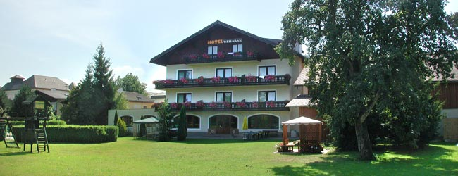 Hotel Weismann St Georgen